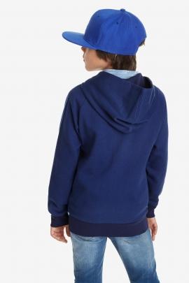 Print Hooded Sweatshirt - Garabato I Desigual