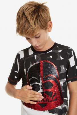 Licensed Star Wars T-shirt - Darth | Desigual