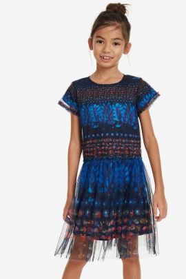 Deep Sea Dress - Maputo | Desigual