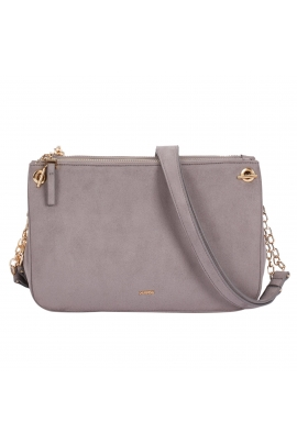 GEANTA PARFOIS Light Grey M