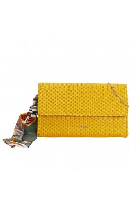 GEANTA PARFOIS Envelope Bag GALBENA M
