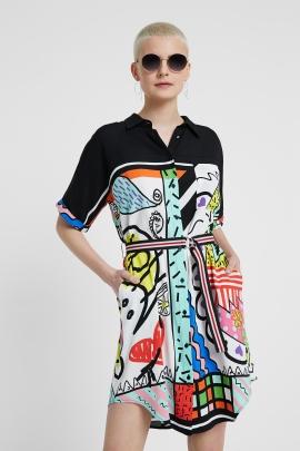 ROCHIE DAMA ARTY   DESIGUAL