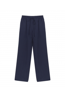 PANTALONI LARGI NAVY