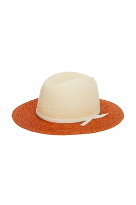 Fedora Hat GENERAL HATS Orange U