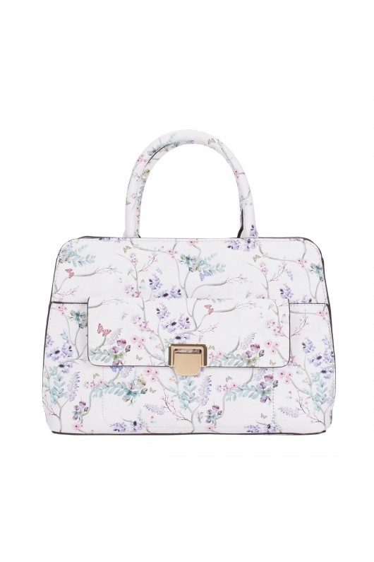 Tote Bag LAVANDA Lilac L
