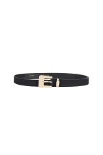Medium Width Belt GENERAL BELTS Black U