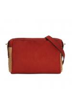 Crossbody Bag ZINNIA 2 Brick Red M