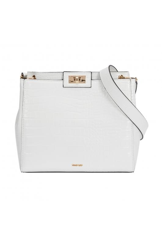 Crossbody Bag ZINNIA 3 White M
