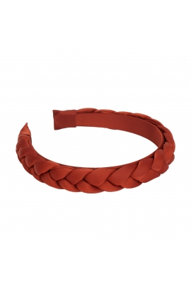 Aliceband TROPICAL LUST Brick Red U