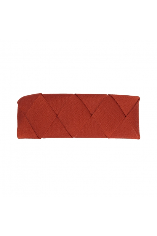 French Clip TROPICAL LUST Brick Red U