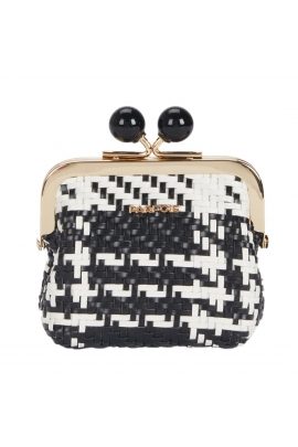Coin Purse NM GINGER Black M