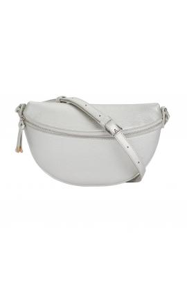 Crossbody/Belt Bag MOM Silver M