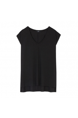 Tricou LATERAL Black M/L
