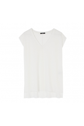 Tricou LATERAL White M/L