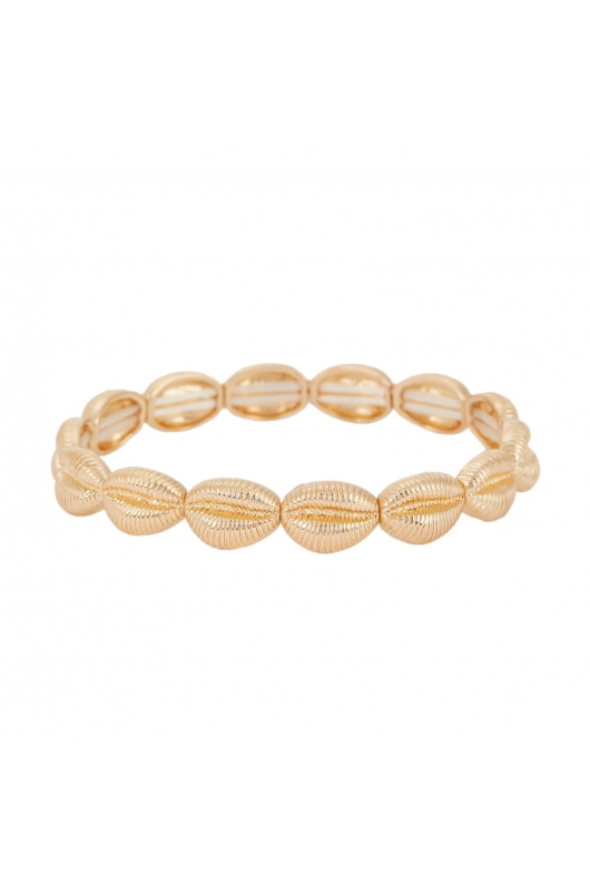 BRATARA GOLDEN BASICS Gold U