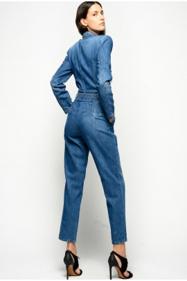 SALOPETA DENIM