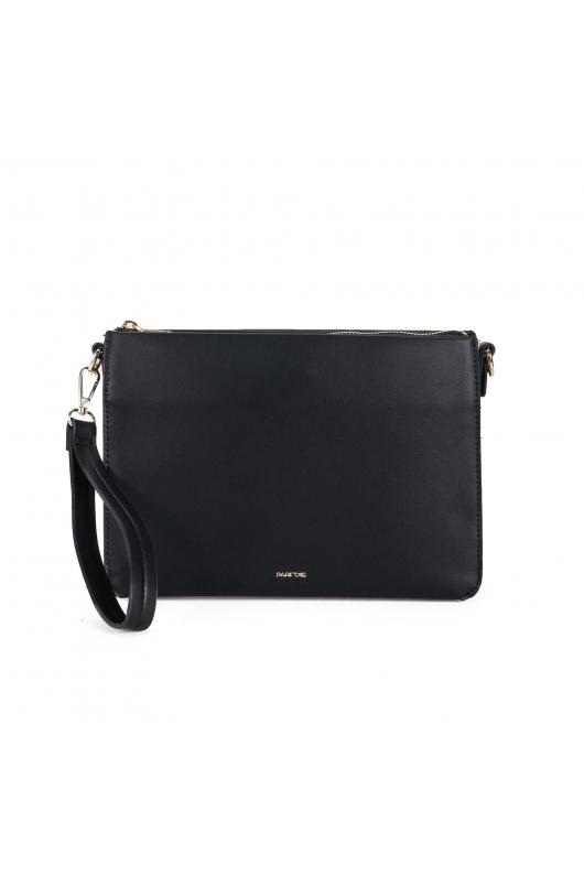 Hand Bag SAND Black M
