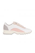 Running Shoes Pink & Grey Bright Multicolor
