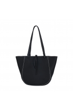 Shopper Bag ICE CREAM Black L