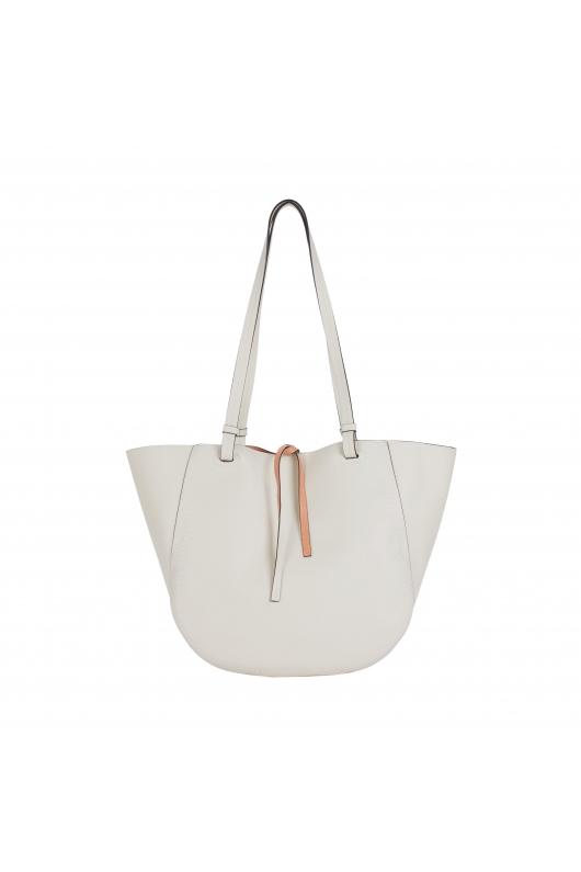 Shopper Bag ICE CREAM Ecru L