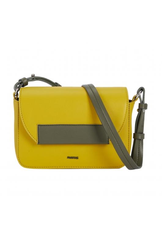 Crossbody Bag ROSS Lime M