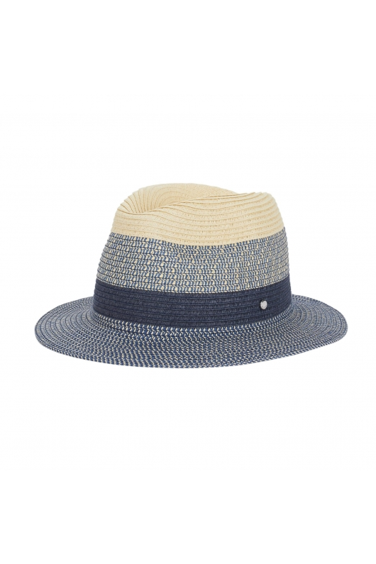 Fedora Hat Blue U