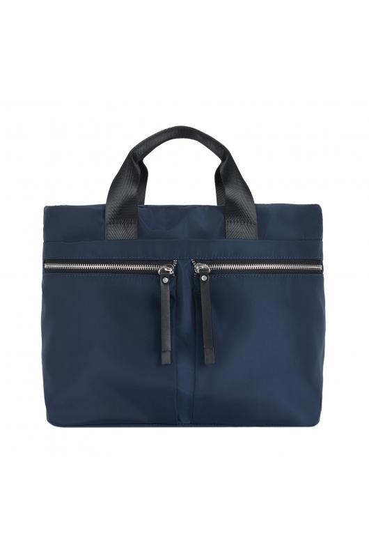 Shopper Bag RAIN1 Navy M