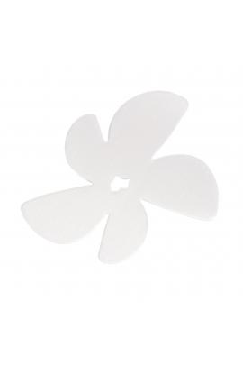 Pin FASHION SUPPLEMENTS Silver U