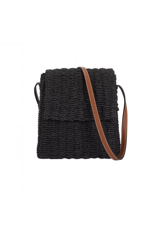 Shoulder Strap for Bags Pantano Black S