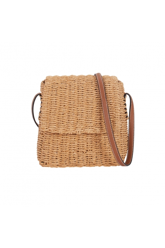 Shoulder Strap for Bags Pantano Straw S