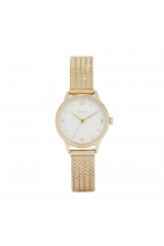 Casual Watch Gold Tray Gold U