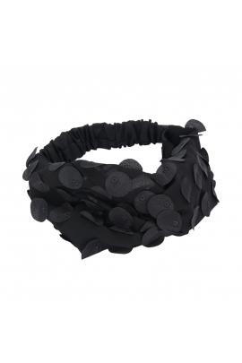 Headband BLOG HA Black U