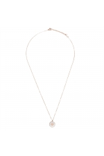 COLIER STAINLESS STEEL ROSE GOLD Rose Gold U