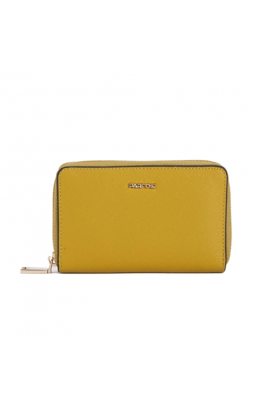Wallet Basic Wiosna Lime S