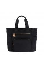 Shopper Bag RAIN1 Black L