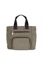Shopper Bag RAIN1 Khaki L