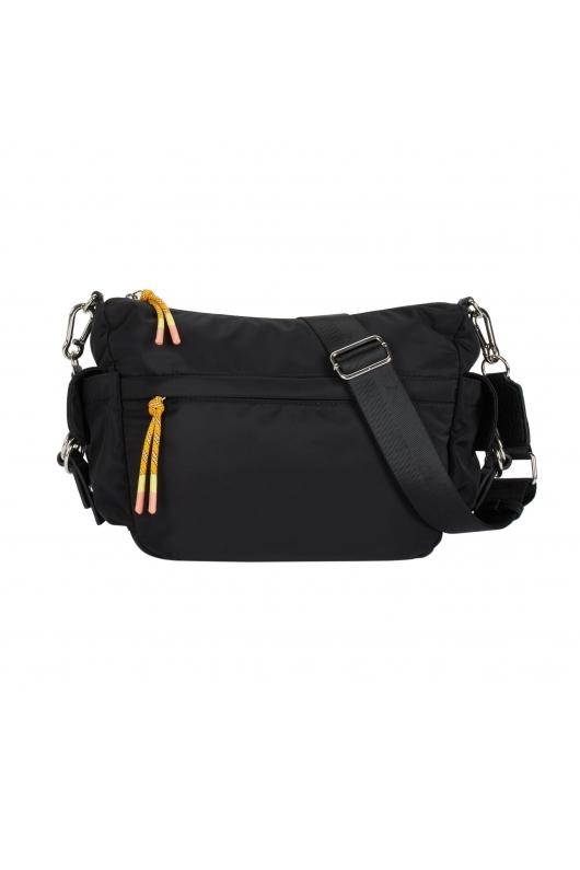 Crossbody Bag RAIN3 Black L