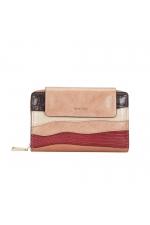 Wallet TIMOTHE Brown M