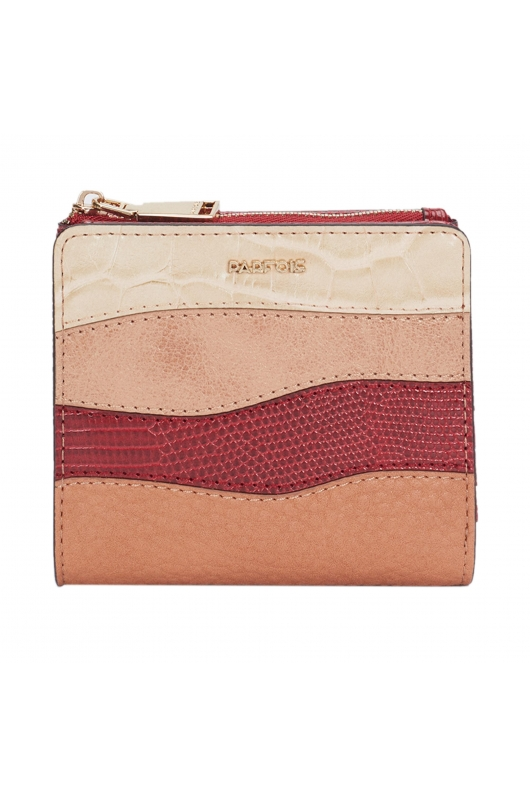 Wallet TIMOTHE Brown S