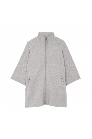 Poncho PERMANENT Grey U