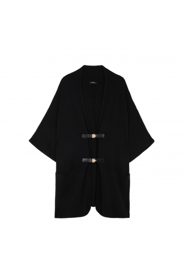 Poncho PERMANENT Black U