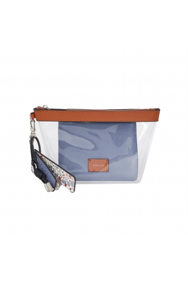Cosmetic Purse HANNAH Blue M