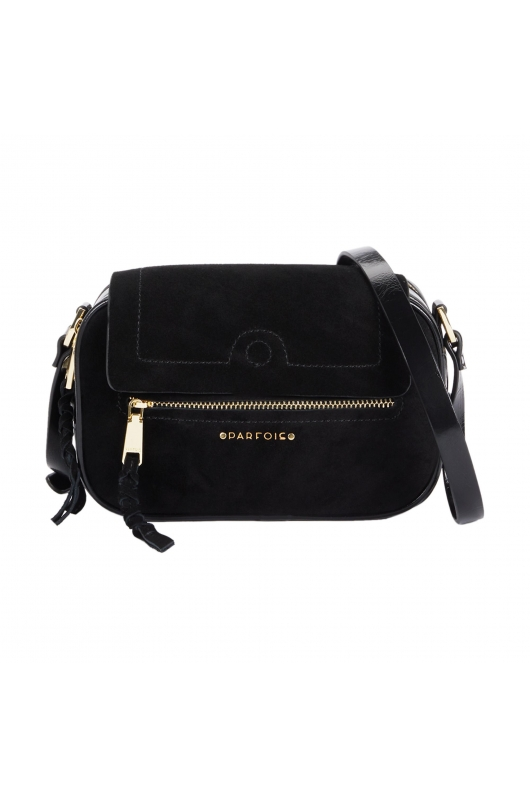 Crossbody Bag LULU Black S