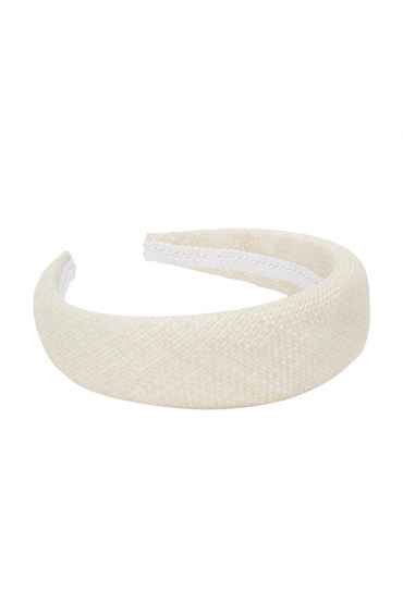 Aliceband BLOG Beige U