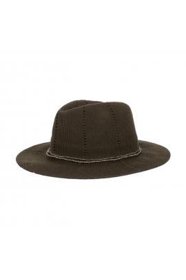 Fedora Hat Khaki U