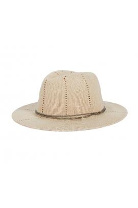 Fedora Hat Off White U