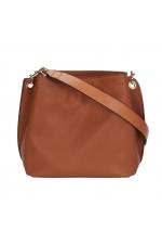 Tote Bag RETANGLE Camel M