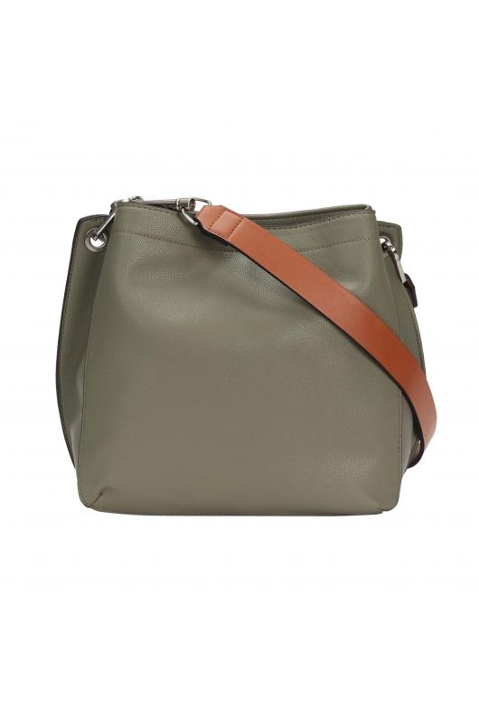 Tote Bag RETANGLE Khaki M