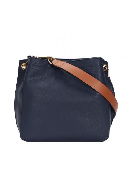 Tote Bag RETANGLE Navy M