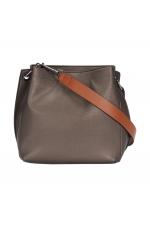 Tote Bag RETANGLE Silver M